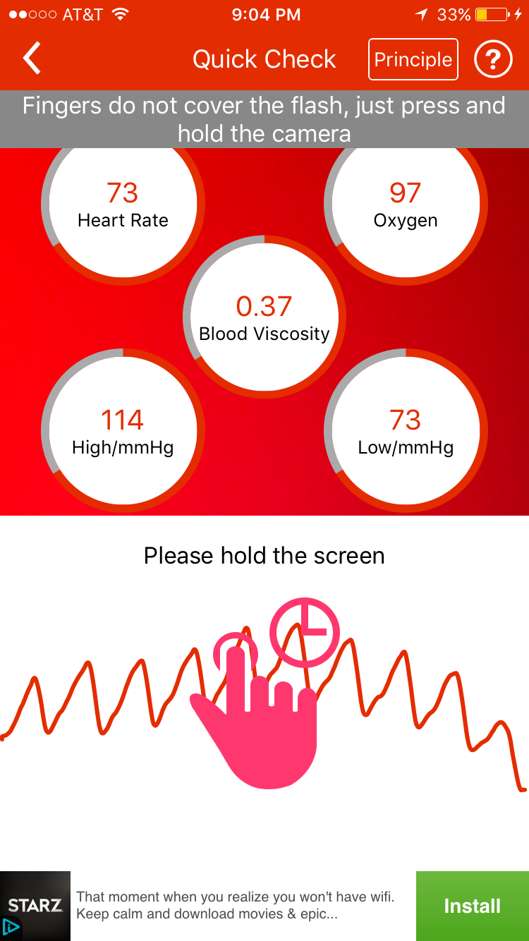 Another Risky 'BP Monitor' App | Medpage Today